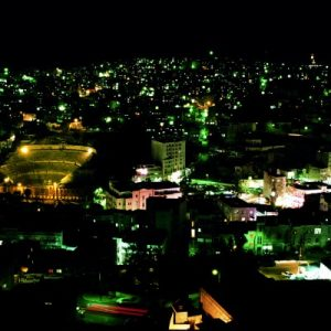 Amman-by-night
