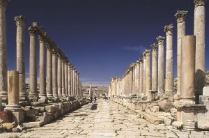 jordan highlights Colonnaded Street