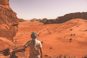 Jordan tours red desert